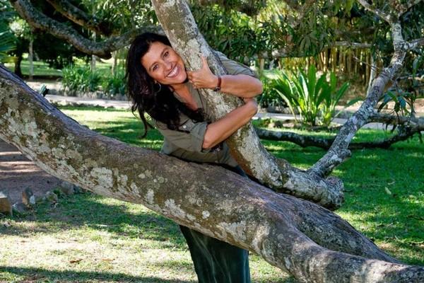 Regina Casé iniciou um financiamento coletiva em 2015 para o plantio de 20 mil árvores na Amazônia (Foto: Mariana Vianna/ Divulgação)