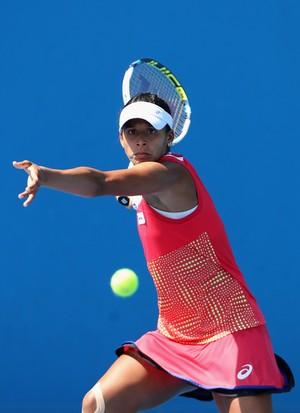 tênis teliana pereira aberto da austrália (Foto: Getty Images)