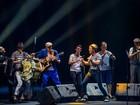 Banda ucraniana faz apresentação única no Portela Café, em Salvador