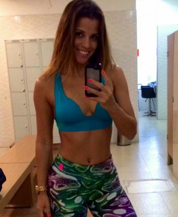 Renata Santos (Foto: Reprodução/Instagram)