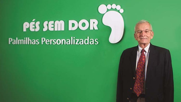 Thomas Case, fundador da Catho e da Pés Sem Dor (Foto: Divulgação Pés Sem Dor)