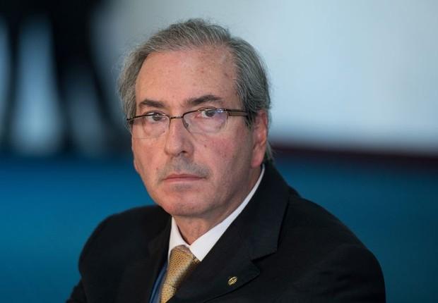 Eduardo Cunha, líder do PMDB na Câmara (Foto: Agência Brasil)