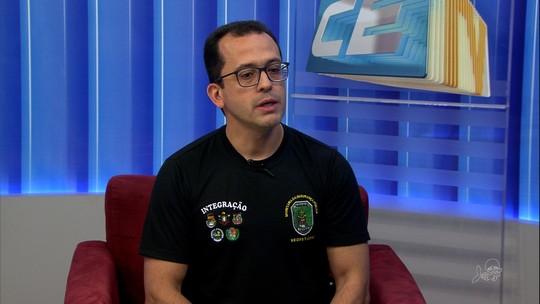 'Não defendo morte, mas a polícia deve agir', diz secretário da SSPDS