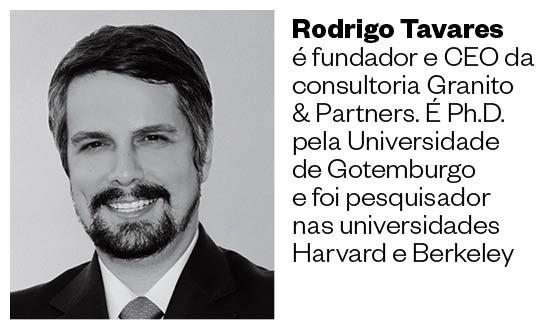 Rodrigo Tavares (Foto: divulgação)