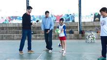 Mais Caminhos visita projeto esportivo com Maurício Lima (Divulgação/ EPTV)