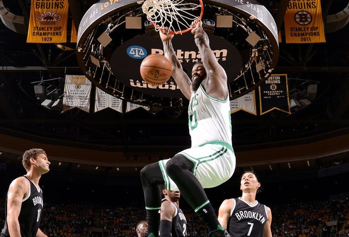 Boston Celtics vs. Brooklyn Nets basquete NBA (Foto: Divulgação/Boston Celtics)