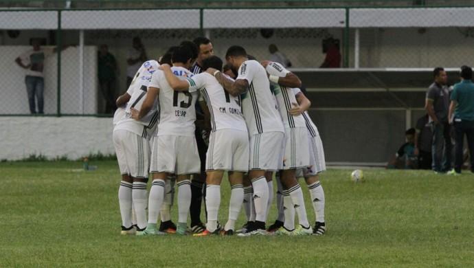 Grupo Coritiba (Foto: Site oficial do Coritiba/Divulgação)