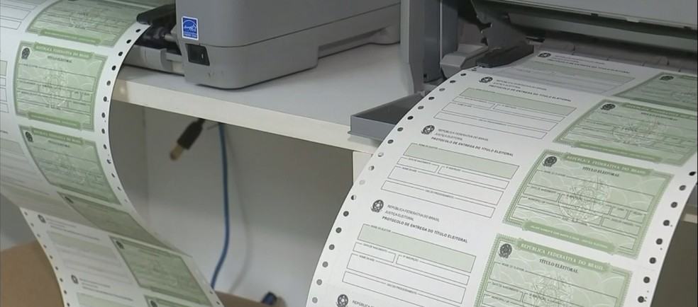 Eleitores que tiverem títulos cancelados devem procurar cartórios eleitorais (Foto: Reprodução)