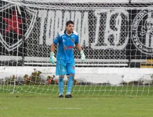 Edson, goleiro do Botafogo-PB (Foto: Divulgação / Botafogo-PB)