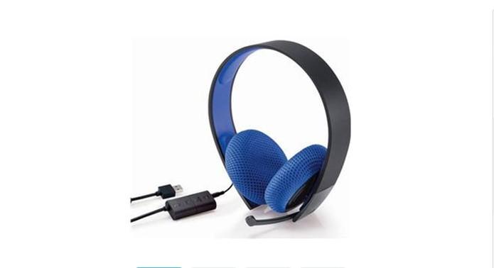 Fone da Sony é pensado para Playstation e também compatível com PC (Foto: Divulgação/Sony)