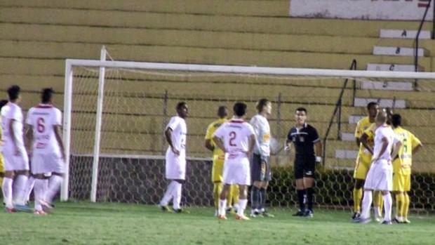 Mirassol x Grêmio Osasco, pela Copa Paulista (Foto: Vinicius de Paula / Agência Mirassol FC)
