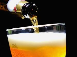 #cerveja (Foto: Philippe Huguen/AFP)