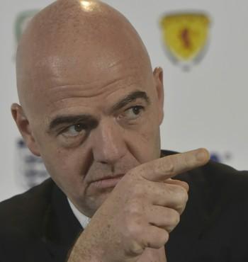 Gianni Infantino, novo presidente da Fifa (Foto: Reuters)