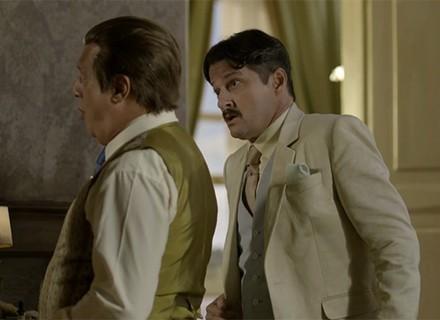 Após tentar abusar de Tereza, Carlos recebe ameaça de morte