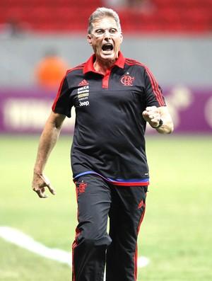 Oswaldo de Oliveira, Flamengo X Ponte Preta (Foto: Gilvan de Souza / Flamengo.com.br)