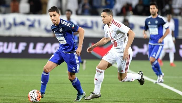 Nilmar Al Nasr Al Sharjah (Foto: Reprodução / Site Oficial)