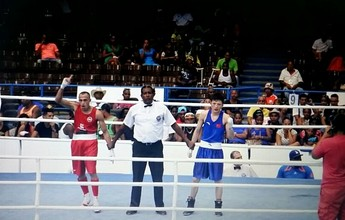 Torneio Giraldo Cardin: Brasil coloca três boxeadores nas semis em Cuba