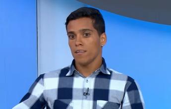 """Wendell Lira revela cobrança por um  golaço por semana, mas diz: """"É difícil"""""""