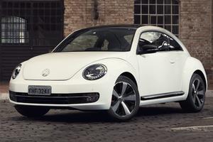 Volkswagen Fusca (Foto: Autoesporte)