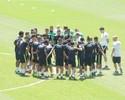 Treino de Tite indica Willian e Paulinho como titulares contra a Venezuela