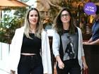 Look do dia: estilosa, Sthefany Brito passeia em shopping no Rio