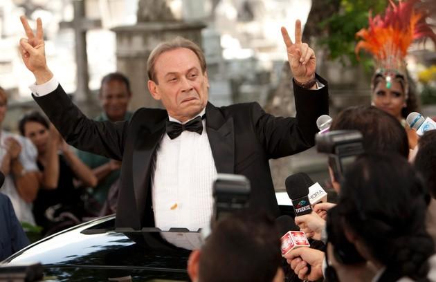 Giovanni Improtta ganhou a tela grande com roteiro de Mariana Wilker e Aguinaldo Silva (FOTO: Divulgação)