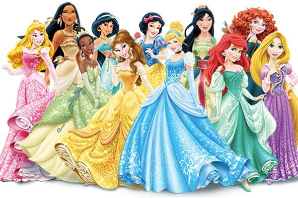 Princesas da Disney (Foto: Divulgação)