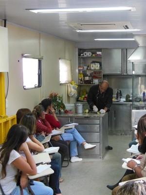V Degusta teve início no dia 1º e segue até o dia 30 de setembro em São Lourenço (Foto: Senac / Divulgação)