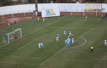 Luziânia cria boas oportunidades, mas segue sem vencer na Série D 2016