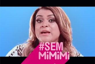 Propaganda da #semMiMiMi da Sanofi provocou protestos de mulheres (Foto: Reprodução/YouTube)