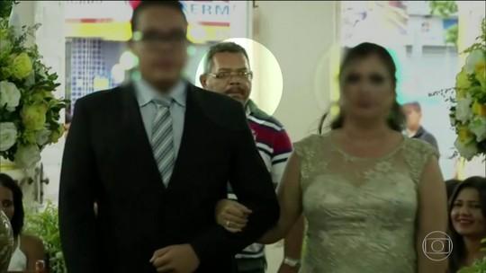Homem atira em três pessoas durante casamento no agreste de Alagoas