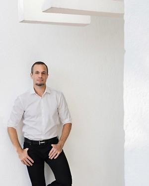 Mathias Hollwich (Foto: Lufe Gomes / Editora Globo)