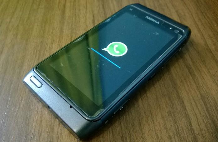 Sistemas desatualizados e aparelhos antigos podem ter dificuldade até para rodar o WhatsApp (Foto: Elson de Souza/TechTudo)