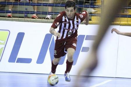Cabreúva, jogador do Orlândia (Foto: Márcio Damião / ADC Intelli)
