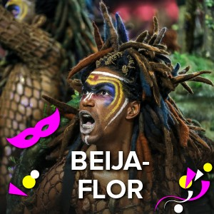 Beija-Flor (Foto: G1)