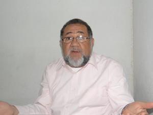 delegado Antônio Rosalvo Cardoso (Foto: Fabiana De Mutiis/G1)