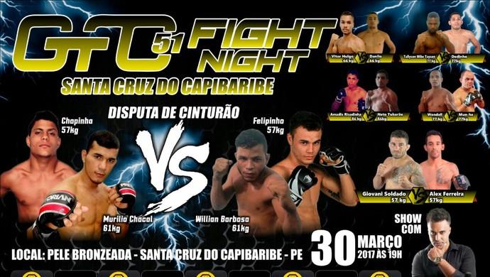 GFC 51 (Foto: Divulgação / GFC 51)