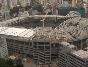 Arena Palestra Palmeiras Allianz Parque