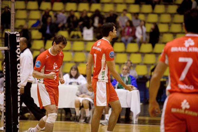 vôlei campinas cruzeiro superliga masculina (Foto: Divulgação)