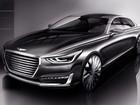 Hyundai mostra primeiro modelo de sua nova marca de luxo