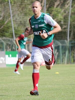 Volante Rivaldo Figueirense (Foto: Luiz Henrique/Figueirense FC)