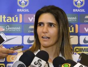 BLOG: Futebol feminino: no maior teste até o momento, Emily se mantém com 100%