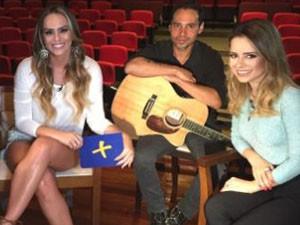 Mais Caminho traz entrevista especial com a cantora Sandy (Foto: Reprodução / EPTV)