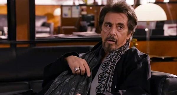 Al Pacino em 'Cada um tem a Gêmea que Merece' (2011) (Foto: Divulgação)