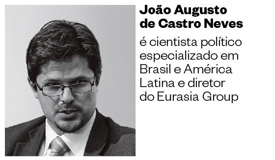 João Augusto  de Castro Neves  (Foto: Época )