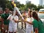 Tocha olímpica chega à Paraíba na quinta-feira e passa por sete cidades