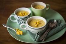 'Cozinha Prática' - Bolo de milho de caneca: sem lactose, sem glúten e para fazer no micro-ondas