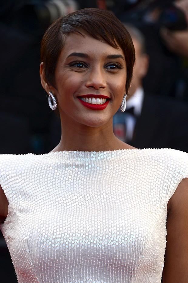 Taís Araújo no Festival de Cannes (Foto: Getty Images)