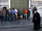 Grécia envia projeto ao Parlamento para iniciar conversas de resgate