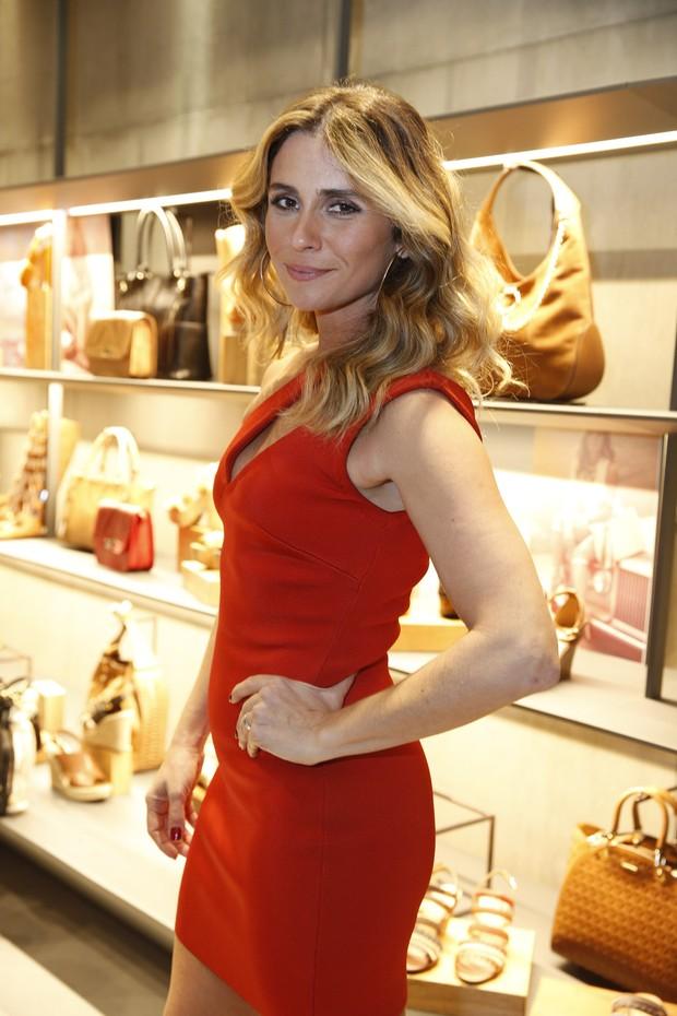 Giovanna Antonelli (Foto: Felipe Panfili/AgNews)